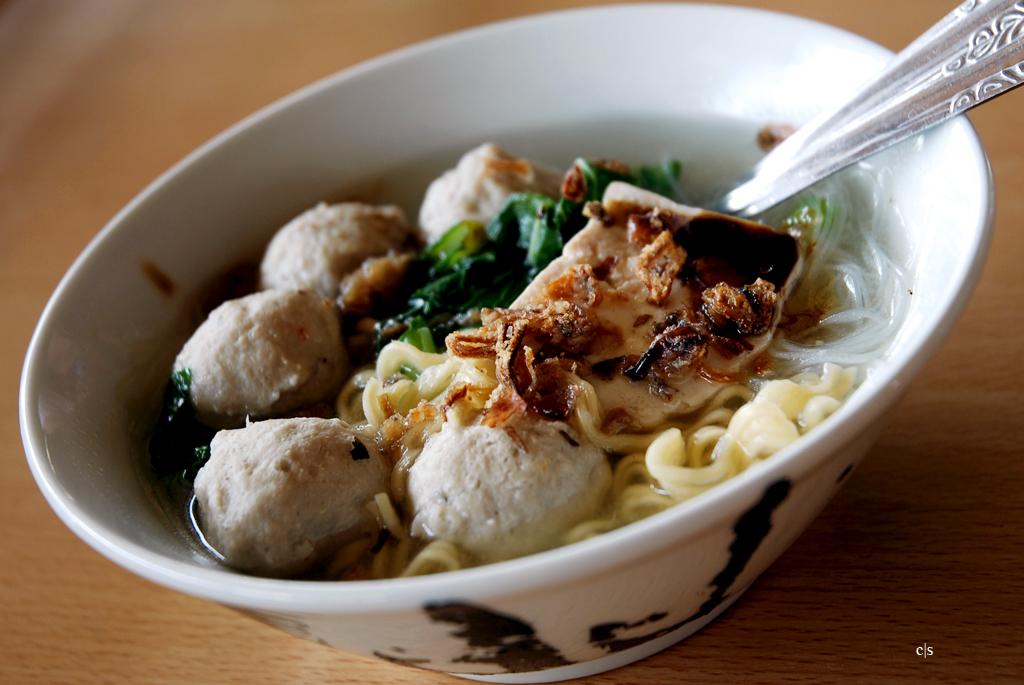 Resep Bakso Daging Sapi Kuah | Lezat