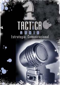 Tactica - Estudio de Audio y Comunicación