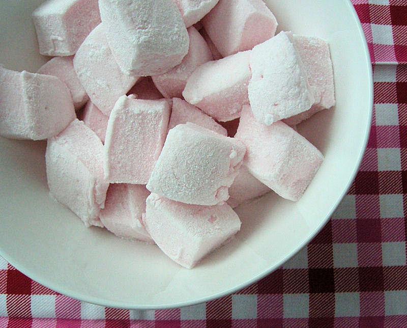 marshmallows maken zonder suiker