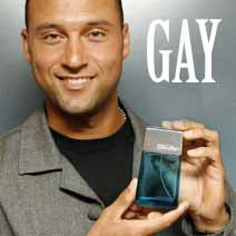 Jeter is gay