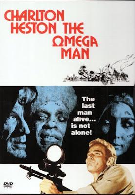 The Omega Man (el original-Soy Leyenda)