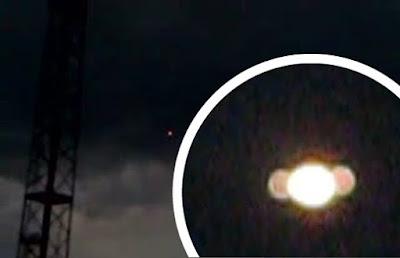 Ufo provoca cierre de aeropuerto en Baotou - China