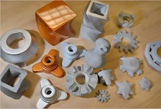 impresora 3D Zcorporation