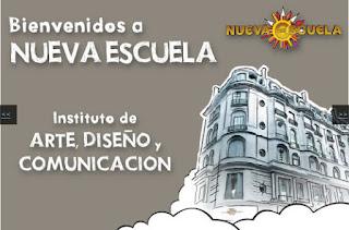 Nueva Escuela - Instituto de Educación Superior, Arte, Diseño y Comunicación