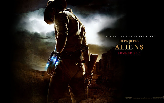 Cowboys and Aliens de Universal Pictures, estreno Julio 2011