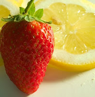 Lemon & Strawberry