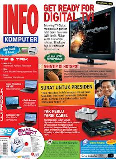 Info Komputer August 2009