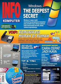 Info Komputer October 2009