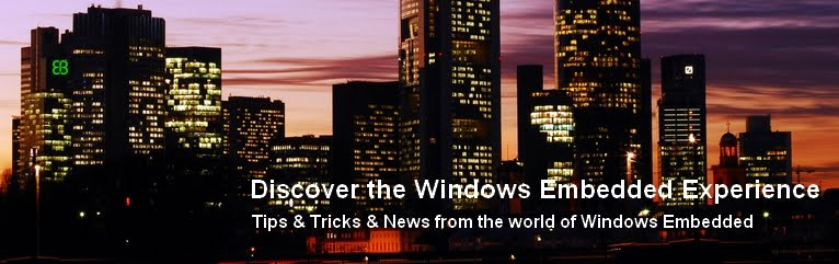 Discover the Windows Embedded Experience