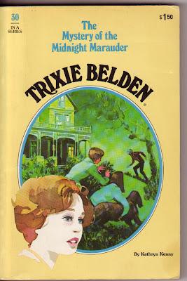 trixie belden facts