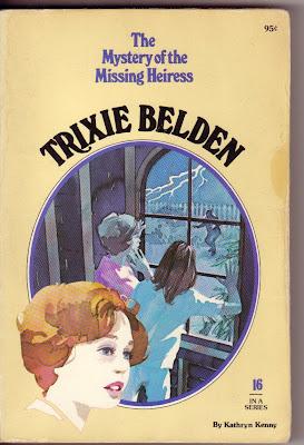 trixie belden books mystery