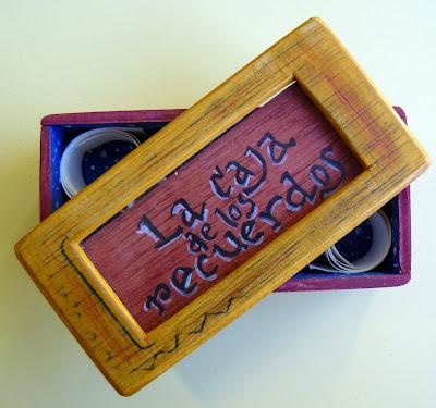 caja de recuerdos para pacientes con Alzheimer