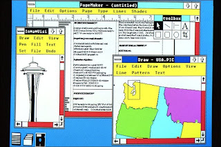 Windows 2.0 screenshot (Microsoft)