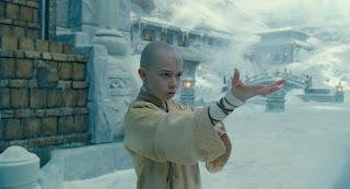 Aang, The LAst Airbender Movie