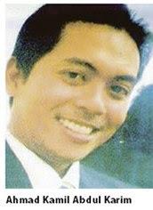 victim: ahmad kamil abdul karim