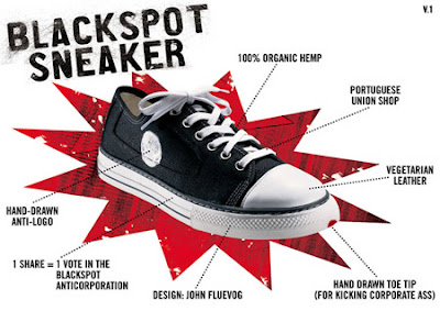 The Blackspot Sneaker: Cutting Through the Hype of Mediated Reality
