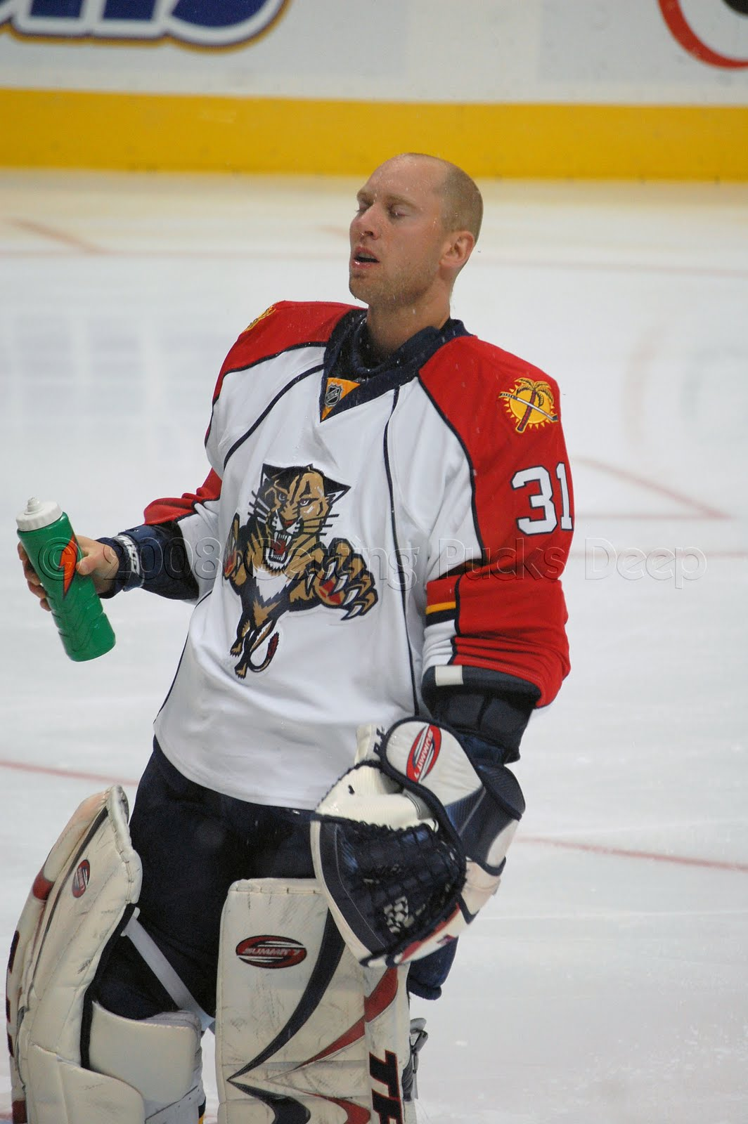 Getting Pucks Deep Behold The Wonder That Is Craig Anderson