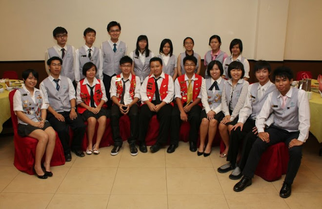 FORMATION NIGHT OF OMEGA LEO CLUB OF KTN CITY