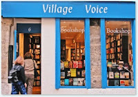Village Voice Bookshop Paris