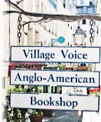 Village Voice Bookshop logo