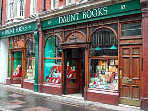 Daunt Books London
