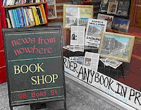 News from nowhere bookstore Liverpool