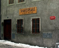 shakespeare and sons cesky krumlov