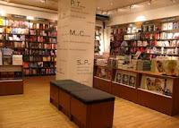 Arnold Busck bookstore Copenhagen