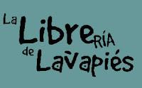 La Libreria de Lavapies bookstore Madrid logo