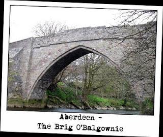 Brig O Balgownie Aberdeen