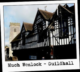 Much Wenlock Guildhall