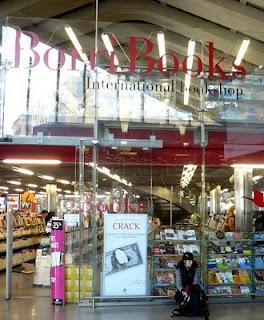 Borri Books Termini Rome