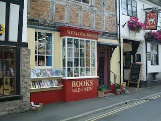 Wenlock Books bookstore