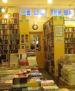 Inside judd books london