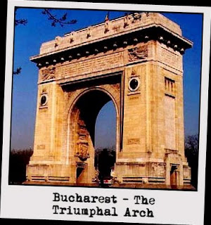 Bucharest The Triumphal Arch
