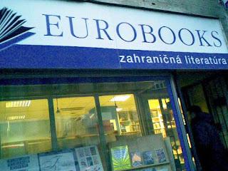 Eurobooks Bratislava
