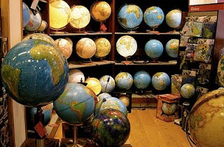 Stanfords Maps Globes