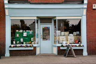 The Bookcase Bookshop Lowdham