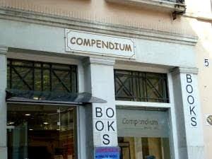 Compendium Bookshop Athens