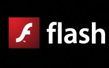 Menginstall Flash player di komputer untuk membaca file flash