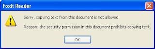 membuka proteksi pdf