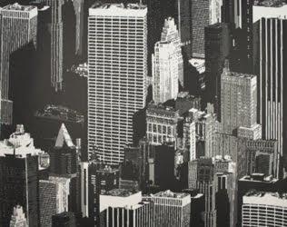 Actualit d co maison cuisine la mode des papiers peints city london ne - Papier peint new york 4 murs ...