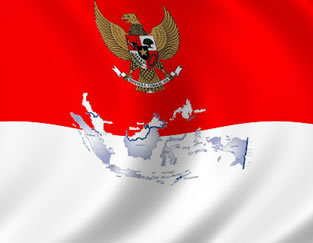 Seluruh negara Asia Tenggara pasti memiliki warna Merah dan Putih
