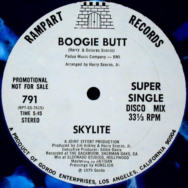 Skylite Boogie Butt