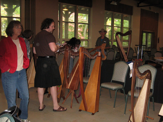 Fall Harp Weekend