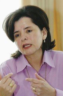 Maria Luisa Avila (Photo by La Nacion / FILE)