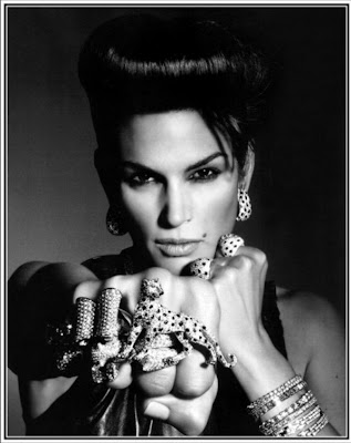 cindy crawford allure. xoxo, andcindy crawford