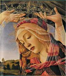 22 de agosto: SANTA MARÍA VIRGEN, REINA. Memoria