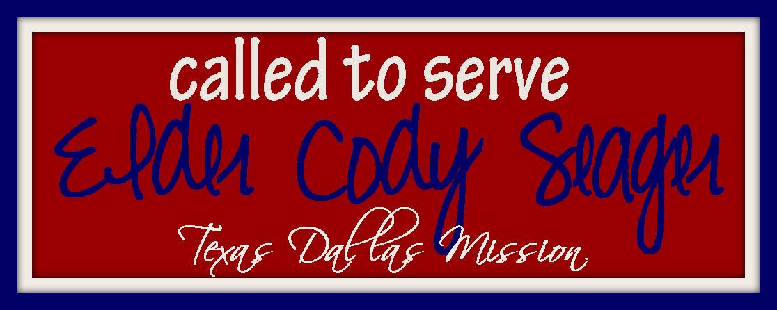 Elder Cody Seager