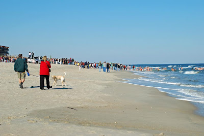 Carolina Beach Polar Plunge